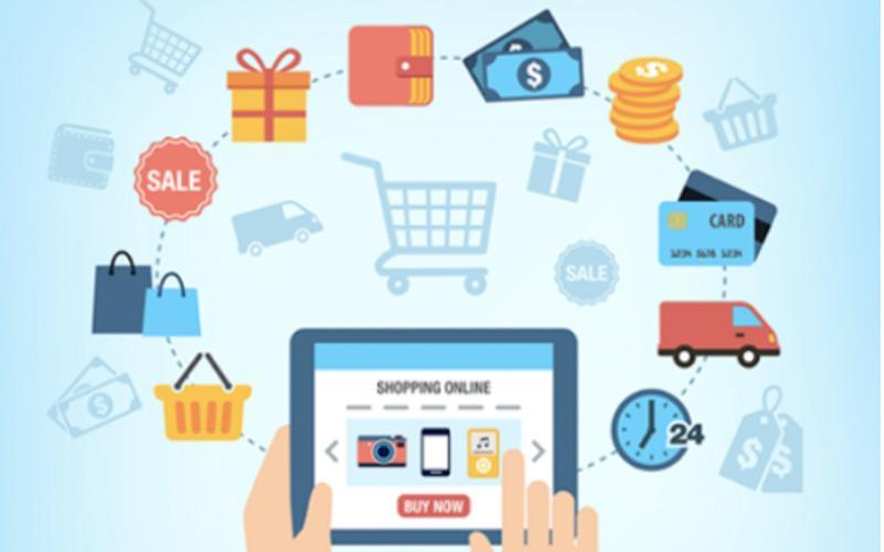 Mua sắm online là lựa chọn hoàn hảo để nhập hàng giá rẻ.